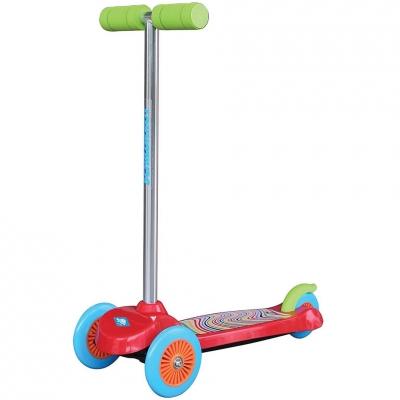 Three-wheel scooter Schildkrot Little red 510392 copil