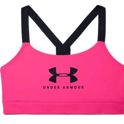Under Armor Mid Sportstyle Graphic Pink UAR 1351998 653 Under Armour