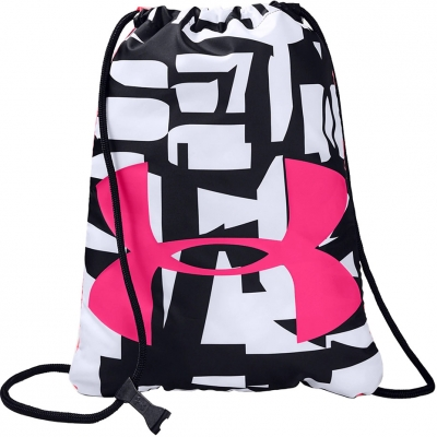 Under Armor Ozsee Sackpack pink 12405390 04 Under Armour