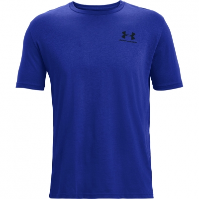 Men's Under Armor Sportstyle Lc Ss blue 1326799 402 Under Armour