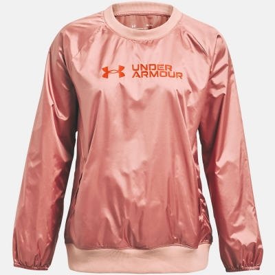 Under Armour Recover Woven Shine Crew