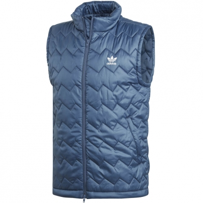 Vesta Men's adidas SST Puffy blue DH5029