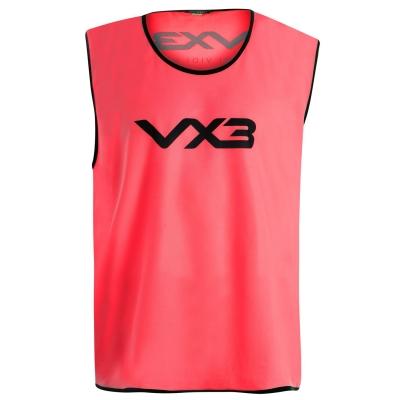 VX-3 Hi Viz Mesh Training Bibs barbat