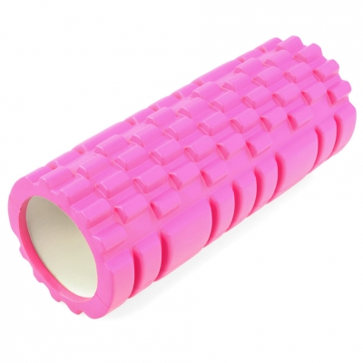 Massage roller Profit Grid SL3301 pink