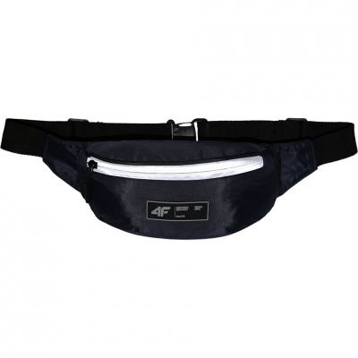 Waistbag 4F deep black H4L20 AKB001 20S
