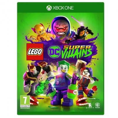 Warner Brothers LEGO DC Super Villains