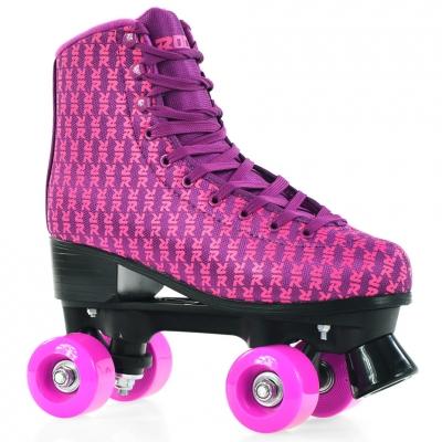 Skateboards Roces Mania violet 550060 01