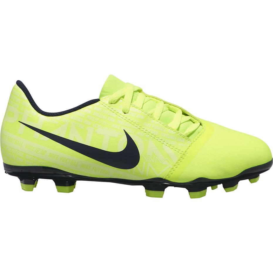 Pantof Minge Fotbal Nike Phantom Venom Club FG AO0396 717 copil