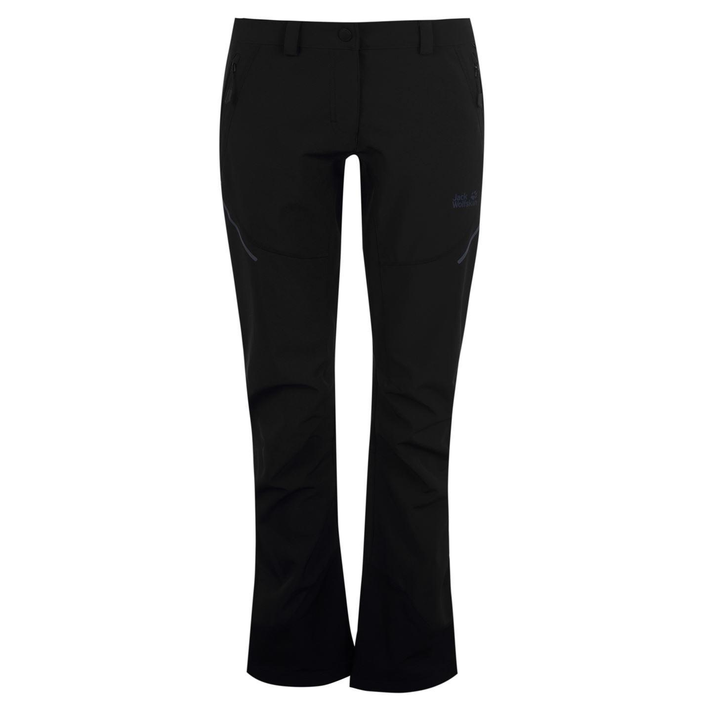 Pantalon Combat Jack Wolfskin Gravity Slope Ski dama