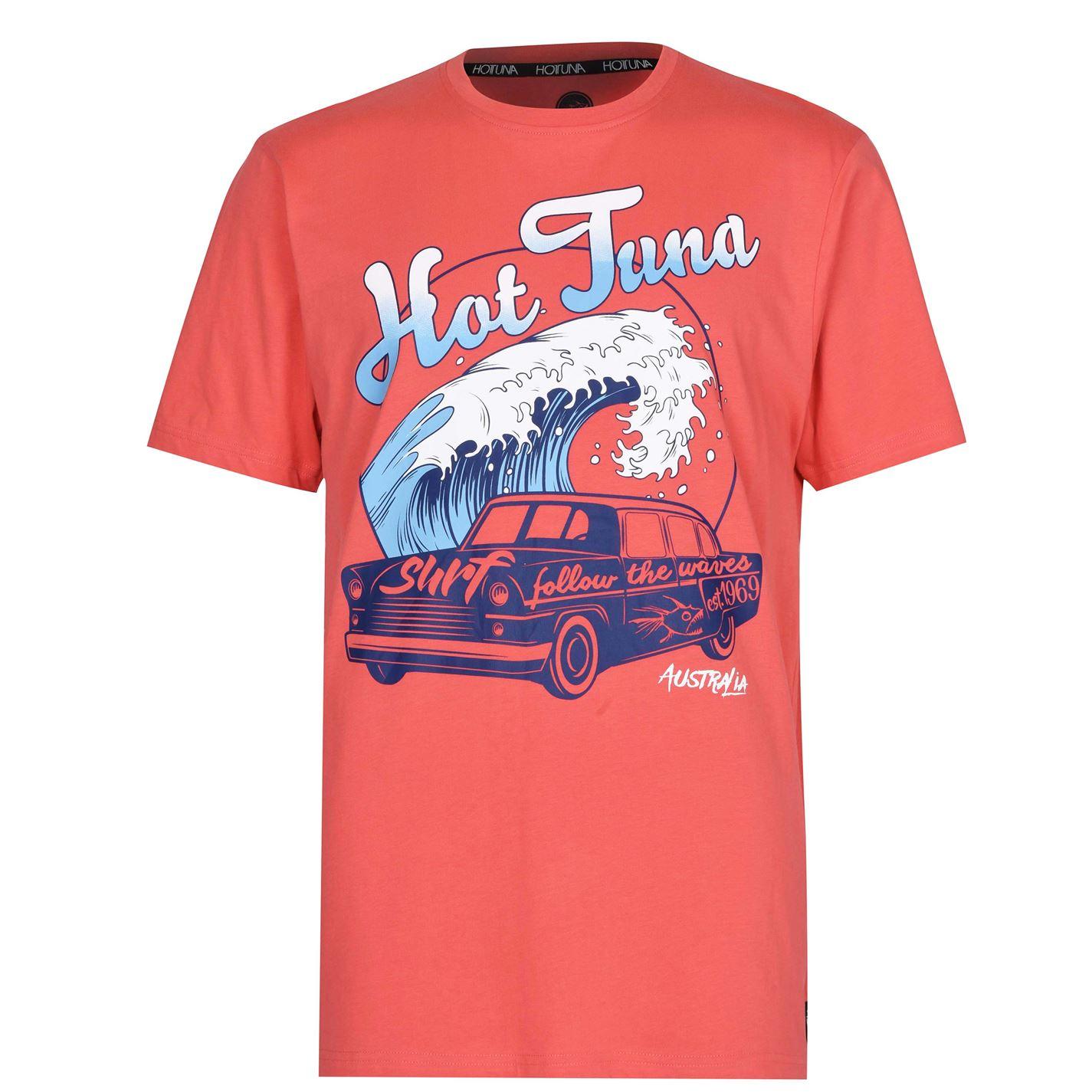 Camasa Hot Tuna Crew T barbat