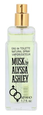 Parfum Musk - Alyssa Ashley - Apa de toaleta - Tester EDT