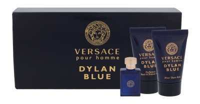 Set Parfum Pour Homme Dylan Blue - Versace - Apa de toaleta EDT