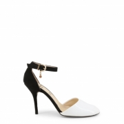 Pantofi cu toc Roccobarocco RBSC05V01VER Alb