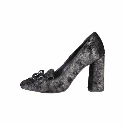 Pantofi cu toc Made In Italia ENRICA Negru