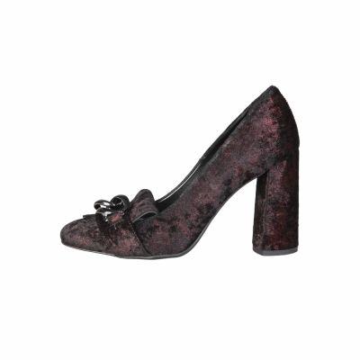 Pantofi cu toc Made In Italia ENRICA Rosu