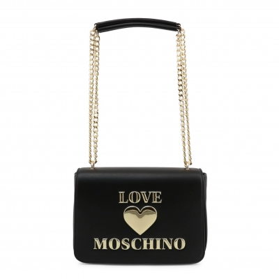 Genti Love Moschino JC4054PP1CLF0 Negru