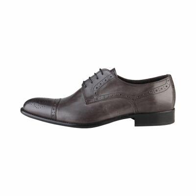 Pantofi siret Made In Italia GIORGIO Gri
