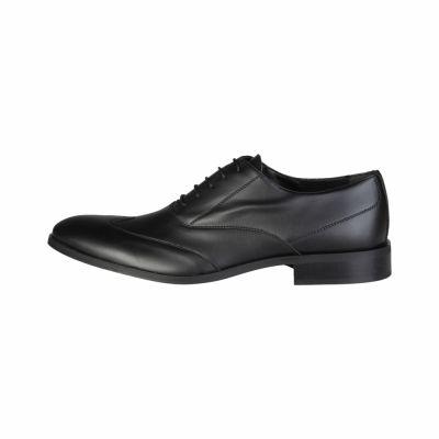 Pantofi siret Made In Italia ISAIE Negru