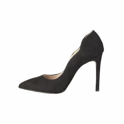 Pantofi cu toc Made In Italia FRANCESCA_CAM Negru