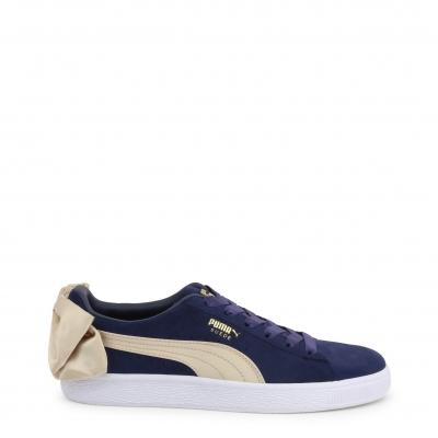 Pantofi sport Puma 367732-SuedeBowVaristy Albastru