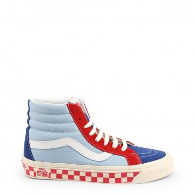 Pantofi sport Vans SK8-HI_VN0A38 Albastru